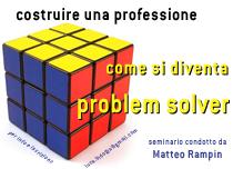 Diventa Problem Solver: seminario condotto da Matteo Rampin
