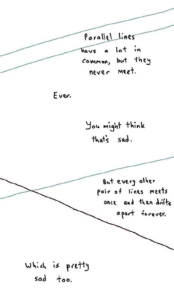 La coppia: due linee, una strada